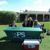 RPS representatives with LeeAnn Tejeda and alum Lindsey Warren