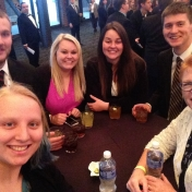 EKU students at the GIS conference