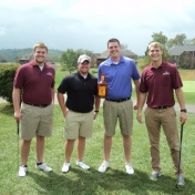Westfield Insurance- Jacob Willett, Colin Reddix, Andy Farver, Nick Woltermann