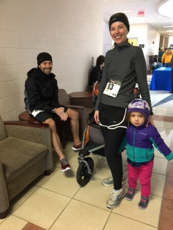 FrostBite 5K Draws Runners of all Ages