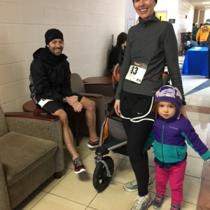 FrostBite 5k family prepares for the fun